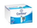 Image Of Contour Microfill Blood Glucose Test Strip (100 count)
