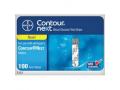 Image Of Contour Next Blood Glucose Test Strip (100 count)