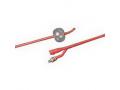 Image Of BARDEX LUBRICATH Tiemann 2-Way Specialty Foley Catheter 14 Fr 5 cc