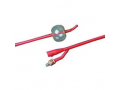 Image Of BARDEX Infection Control Tiemann 2-Way Specialty Foley Catheter 22 Fr 30 cc