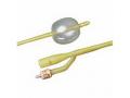 Image Of LUBRICATH Ovoid Fluted 2-Way Foley Catheter 24 Fr 75 cc