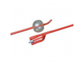 Image Of LUBRICATH Alcock 3-Way Latex Foley Catheter 22 Fr 30 cc