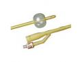 Image Of 2-Way Silicone-Elastomer Coated Foley Catheter 24 Fr 5 cc