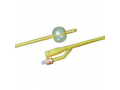 Image Of BARDEX 2-Way Silicone-Elastomer Coated Foley Catheter 12 Fr 30 cc
