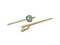 Image Of BARDEX 2-Way Silicone-Elastomer Coated Foley Catheter 14 Fr 30 cc