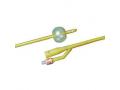 Image Of BARDEX 2-Way Silicone-Elastomer Coated Foley Catheter 16 Fr 30 cc