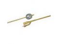Image Of BARDEX 2-Way Silicone-Elastomer Coated Foley Catheter 20 Fr 30 cc