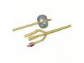 Image Of LUBRICATH 3-Way Latex Foley Catheter 22 Fr 30 cc