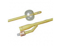Image Of BARDEX Infection Control Carson 2-Way Latex Foley Catheter 14 Fr 5 cc