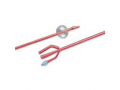 Image Of BARDEX Infection Control 2-Way 100% Silicone Foley Catheter 14 Fr 5 cc Coude