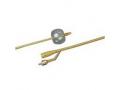 Image Of BARDIA 2-Way Silicone-Elastomer Coated Foley Catheter 30 Fr 5 cc