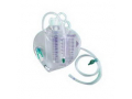 Image Of Infection Control Urine Meter 350 mL with Bacteriostatic Collection System Drainage Bag 2,500 mL