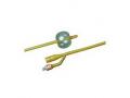 Image Of 18 Fr 30 Cc Silicone Coated Latex Foley Catheter