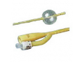 Image Of Economy LUBRICATH 2-Way Foley Catheter 22 Fr 30 cc