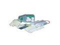 Image Of Bi-Level Tray with Coude Red Rubber Catheter 16 Fr