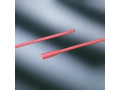 Image Of BARDIA Coude Red Rubber Urethral Catheter 14 Fr, 16""