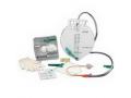 Image Of BARDEX 100% Silicone Drain Bag Foley Catheter Tray 18 Fr 5 cc