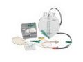 Image Of LUBRICATH Center-Entry Drainage Bag Foley Catheter Tray 16 Fr 5 cc