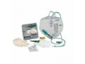 Image Of Complete Care Add-A-Foley Tray with Drainage Bag and BARD Safety Flow Outlet Device