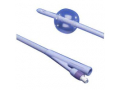 Image Of Dover 2-Way Silicone Foley Catheter 24 Fr 30 cc