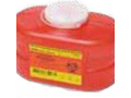 Image Of Multi-Use 1 Piece Sharps Container 3.3 Qts