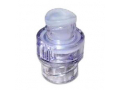 Image Of Q-Syte Luer Access Split-Septum Stand-Alone Device 1/10 mL, 32 L/hr Flow Rate