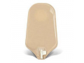 """Image Of Natura Two-Piece Urostomy Pouch,1-3/4"""" 1-3/4"""" Flange Std., Accuseal Tap, 9"""" L, Opaque"""
