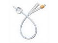 Image Of 2-Way Silicone Foley Catheter 18 Fr 30 cc