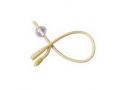 Image Of 2-Way Silicone-Elastomer Coated Foley Catheter 12 Fr 5 cc