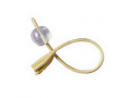 Image Of 2-Way Silicone-Elastomer Coated Foley Catheter 20 Fr 10 cc
