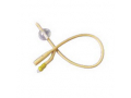 Image Of 2-Way Silicone-Elastomer Coated Foley Catheter 22 Fr 30 cc