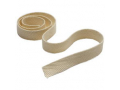 """Image Of Unbleached Twill Tape, 100% Cotton, 1/2"""" x 72 yds."""