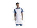 "Image Of Protective Poly Disposable Apron 28"" x 46"""