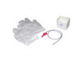 Image Of Open Suction Catheter 12 fr with Cup and Gloves