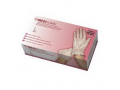 Image Of MediGuard Non-Sterile Vinyl Synthetic Exam Glove Large. Prop 65 sku for California
