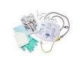 Image Of Silicone-Elastomer Coated Closed System Foley Catheter Tray 16 Fr 10 cc