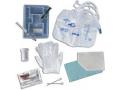 Image Of Silicone-Elastomer Coated Closed System Foley Catheter Tray 18 Fr 10 cc