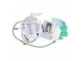 Image Of 100% Silicone Closed System Foley Catheter Tray 16 Fr 10 cc