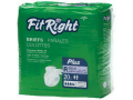 "Image Of FitRight Plus Brief 2X-Large 60"" - 69"""
