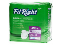 "Image Of FitRight Ultra Brief Large 48"" - 58"""