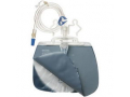 Image Of Fig Leaf Urinary Drain Bags, Anti-Reflux, Latex-Free