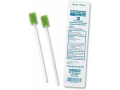 Image Of Sage Products Toothette Plus Swab with Alcohol-free Mouthwash, Alcohol-free, Distinct Ridges
