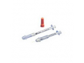 "Image Of Monoject Insulin Safety Syringe 29G x 1/2"", 1/2 mL (100 count)"