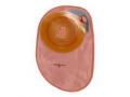 "Image Of Assura 1-Piece Closed Pouch Oval Precut 1-5/8"", Opaque"
