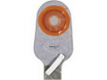 """Image Of Assura 1-Piece Standard Drainable Pouch Cut-to-Fit Non-Convex 3/8"""" - 2-3/4"""", Transparent"""