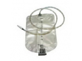 Image Of Moveen Bedside Night Bag 2 Liter Large Sterile