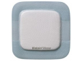 "Image Of Biatain Silicone Foam Dressing 6"" x 6"", Pad Size 4.2"" x 4.2"""