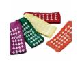 Image Of Posey Fall Management Men's Socks Standard, Orange, Non-skid Footwear, Latex-free