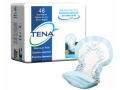 Image Of Tena Day Plus Pads, Yellow