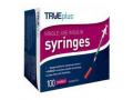 "Image Of Trueplus Single-Use Insulin Syringe, 31G x 5/16"", .3 mL (100 Count)"